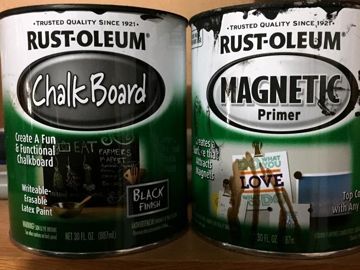 Oversized Magnetic Chalkboard