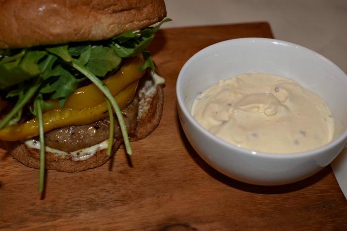 Mustard Mayo Sauce