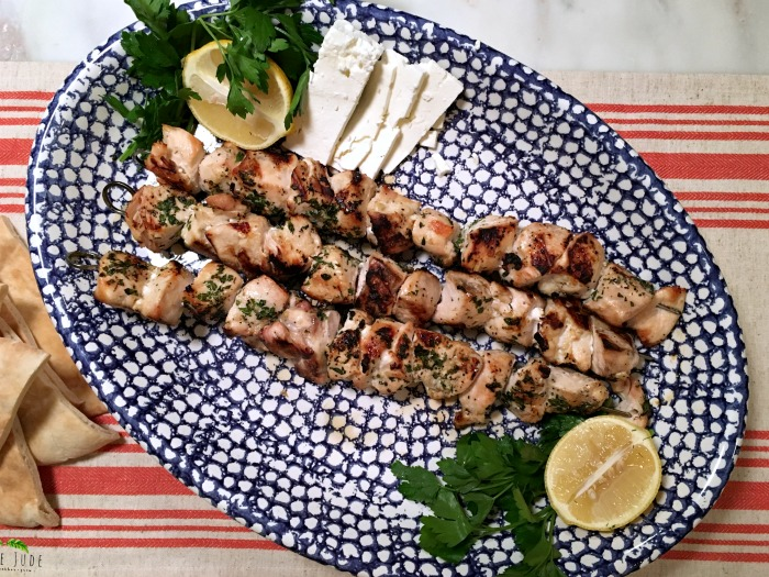 Go to Grilled Greek Chicken