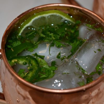 Spicy Mexican Mule
