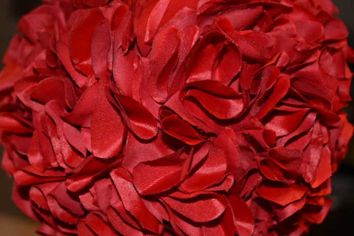 Valentine's Topiary