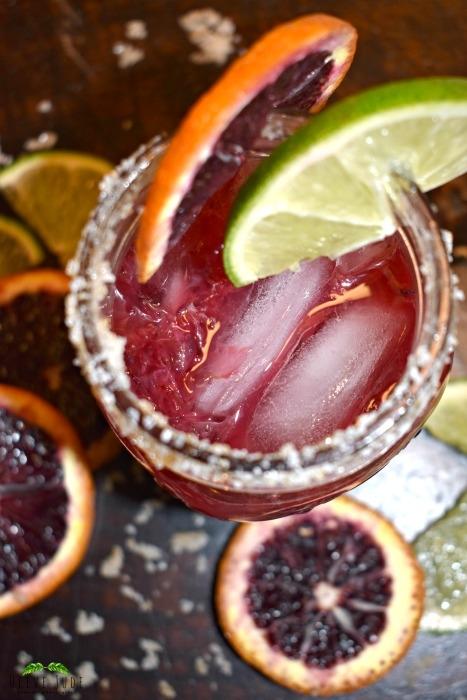 Blood Orange Solerno Margarita