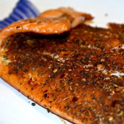 Potlatch Seasoned Smoked Salmon