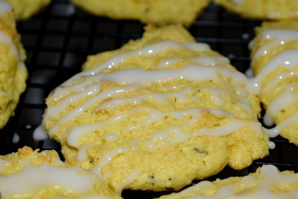 Cookies Made With Yellow Cake Mix And Cream Cheese