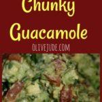 Chunky Guacamole