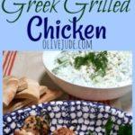 Go to Greek Grilled Chicken