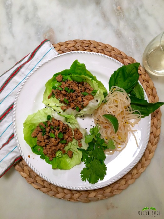thaichickenlettucewraps
