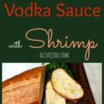 Vodka Sauce with Shrimp