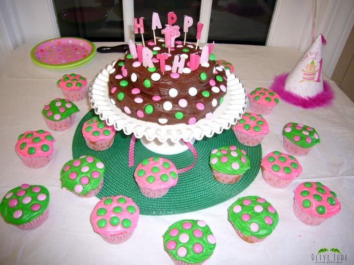 Homemade Birthday Cakes Olive Jude