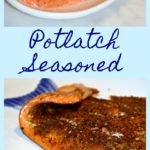 Potlatch Seasoned Smoked Salmon