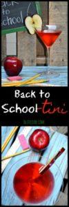 Back to School-tini