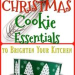 Fun & Festive Christmas Cookie Essentials to Brighten Your Kitchen (affiliate)