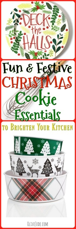 Fun and Festive Christmas Cookie Essentials to Brighten Your Kitchen