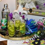 Msg 4 21+ Cucumber Hurricane Twist: A Mardi Gras Cocktail #JustAdd7UP #ad