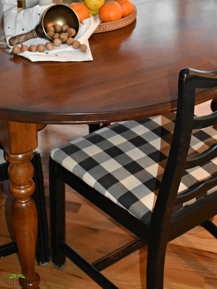 Tremendous Buffalo Check A Timeless Pattern Olive Jude Gmtry Best Dining Table And Chair Ideas Images Gmtryco
