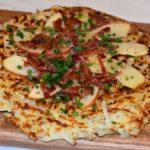 Potato Galette Brunch, 3 Ways