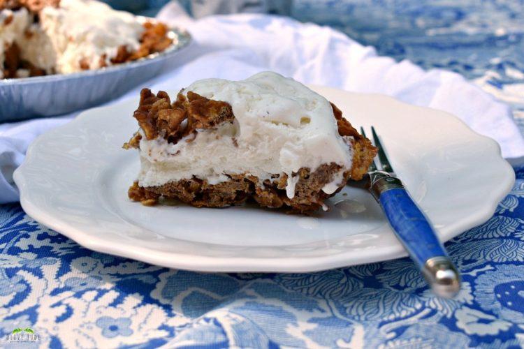Jude's Simple Summertime Ice Cream Pie