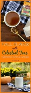 Enjoy a Cupful of Fall Flavor with Celestial Teas #celestialtea #celestialseasonings #fallherbaltea #LiveFlavorfully #ad @CelestialSeasonings @CelestialTea