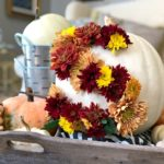 DIY: Blooming Monogrammed Pumpkin