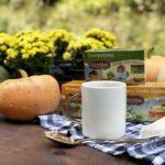 Enjoy a Cupful of Fall Flavor with Celestial Teas