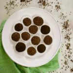 The Easiest Party Treat: Brigadeiros #brigadeiros #fudgeballs #braziliandessert #easydessert