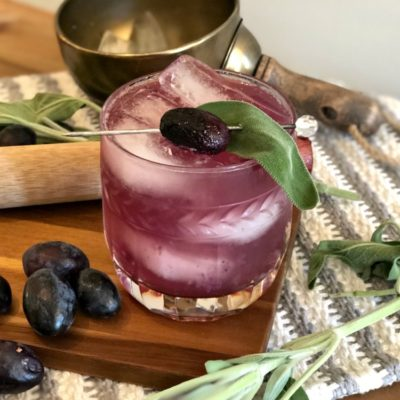 Off the Vine: A Thanksgiving Day Cocktail