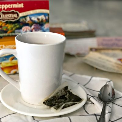 Make a Cupful of Tea Part of Your Self-Care
